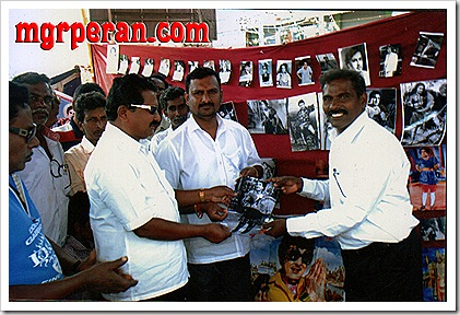 MGR fans in Kovai-5