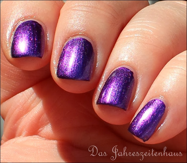 Violett Kleancolor Metallic Purple 2