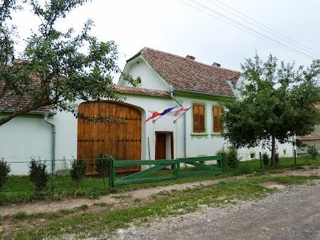 Fortificatii sasesti in Transilvania: Casa printului Charles din Viscri