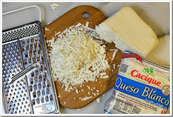 Cheese and Chorizo Turnovers Recipe | Queso Blanco Cacique