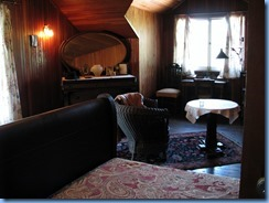 6736 Quebec - Gatineau Park - Mackenzie King Estate - Moorside - The Moorside Cottage - Mackenzie King's bedroom