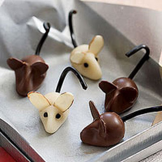 Marzipan Mice.