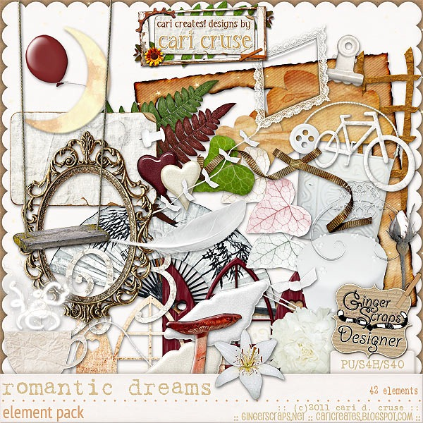 CariCruse_RomanticDreams-ep_Preview