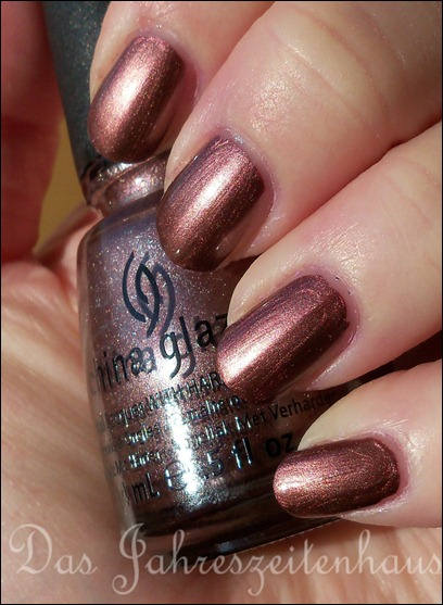 China Glaze Delight Stamping 1