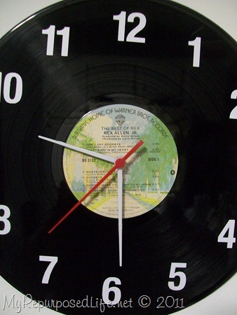 LP Record Clock (6)