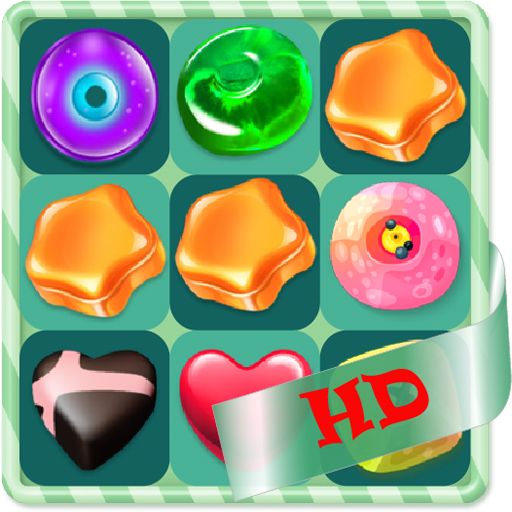 休閒App|キャンディ凡例HD LOGO-3C達人阿輝的APP