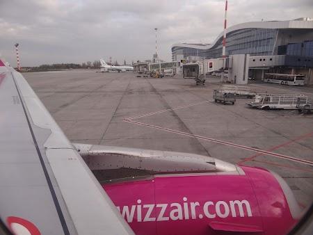 WizzAir Bucuresti - Dubai
