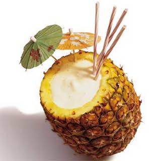Pineapple Shake.