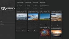 X10 masonry dark blogger template 225x128