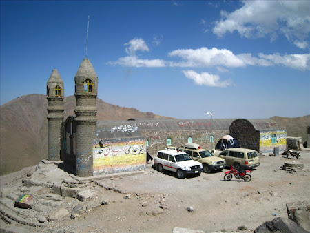 Iran Sabalan refugiul Hoseiniyeh