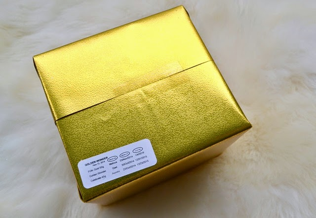 Lush Golden Wonder Gift Set (4)