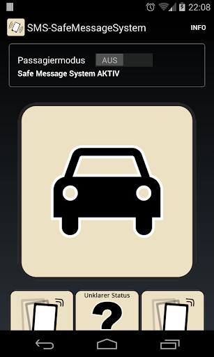 SMS-Safe Message System
