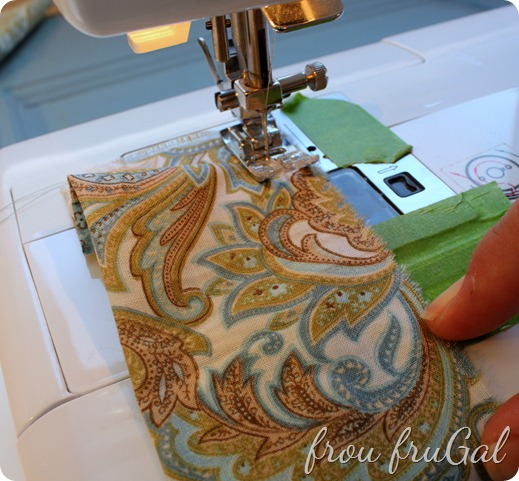 Sewing A Pleated Ruffle