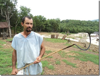 Ozark Medieval Castle Guide: Medieval Sickles and Scythes