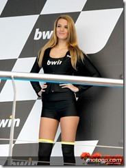 Paddock Girls Gran Premio bwin de Espana  29 April  2012 Jerez  Spain (4)