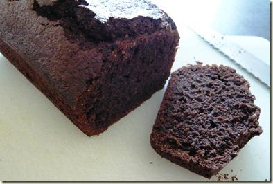 BAKING IN FRANGLAIS: SPANISH CHOCOLATE CAKE