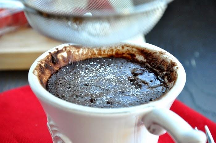 chocolate brownie in a mug (11)