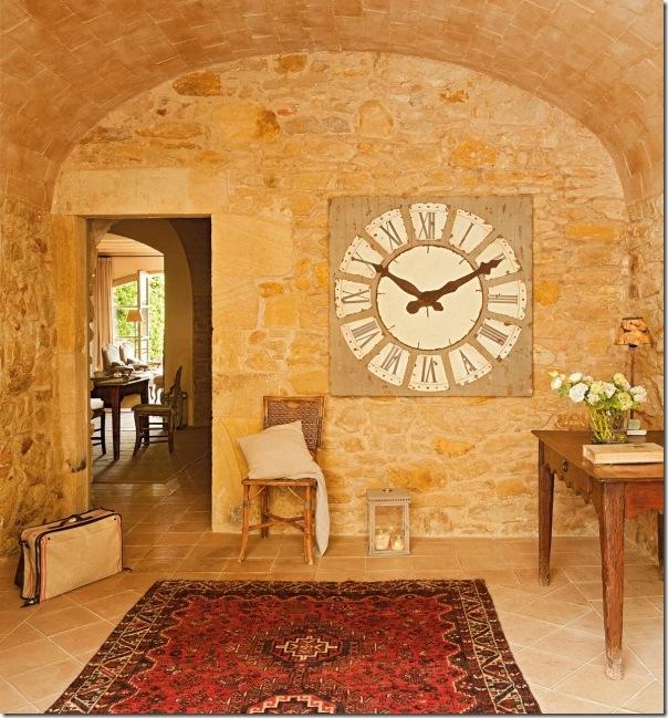 case e interni - cas a campagna - stile rustico country  - Spagna (4)
