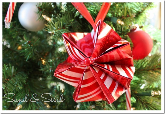 Pinwheel Ornament