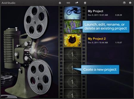 Digital Filmmaking Blog: Avid for iPad is here