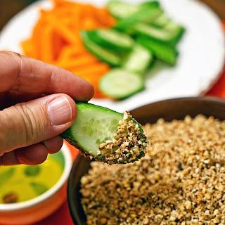 Dukkah Egyptian Spice Mix.