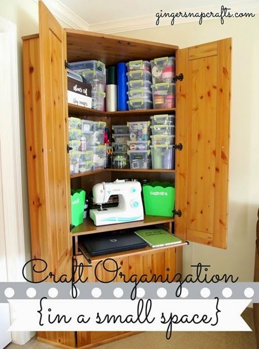 Craft Organization in a small place with #LifestyleCrafts_thumb[1][4]