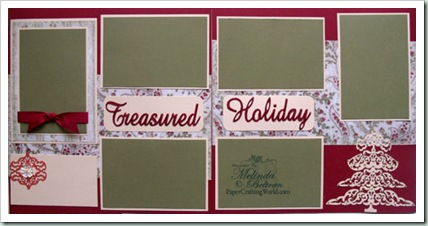 treasured holiday layout500