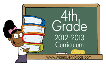 4th Grade Curriculum