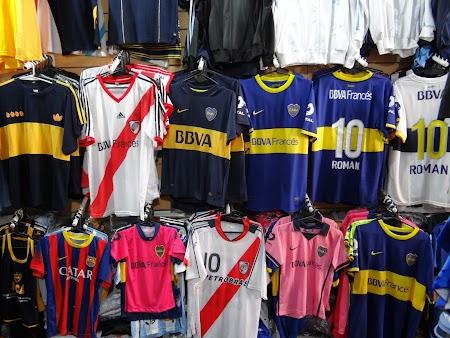 03. Tricouri fotbal Argentina.JPG