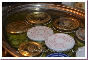 Cipolline borettane in agrodolce sott'olio (8)