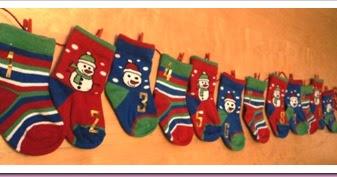 it 39 s all fiddle fart advent sock calendar. Black Bedroom Furniture Sets. Home Design Ideas
