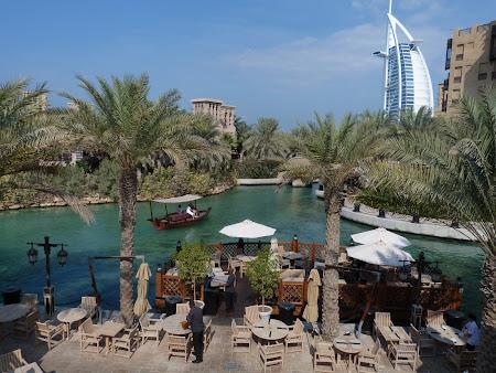 Obiective turistice Dubai: Madinat Jumeirah