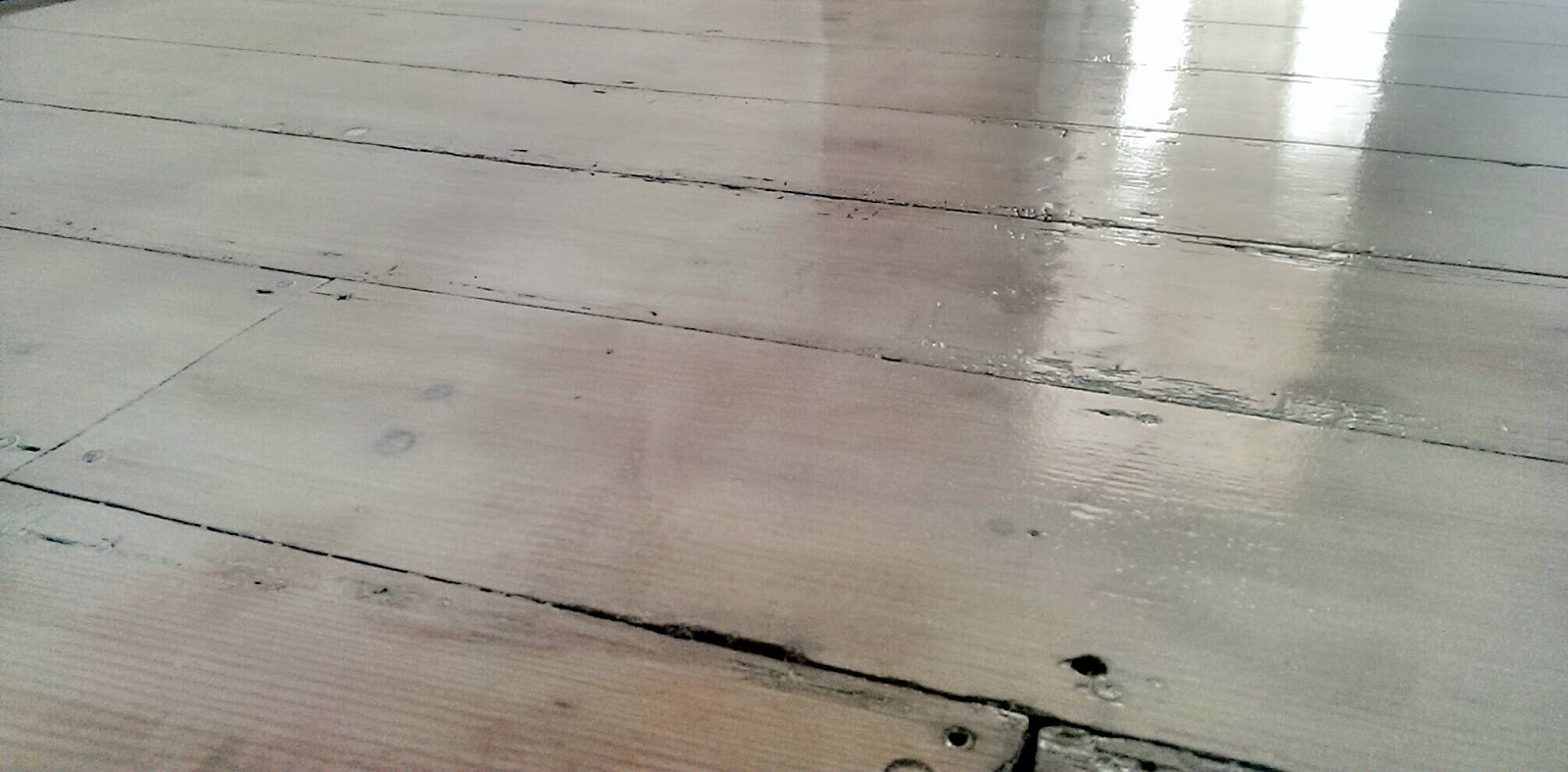 Nostalgiecat How To Whitewash Wooden Flooring