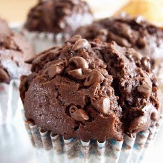 58 Calorie Triple Chocolate Chunk Muffin!!!.