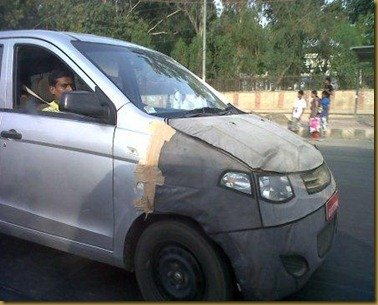 Disguised Car