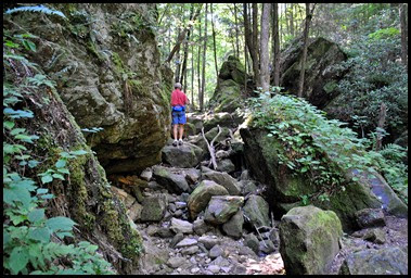 04 - Rock Scrambling