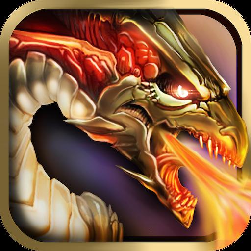 动作の戦士ドラゴンハンター3Dライズ LOGO-記事Game