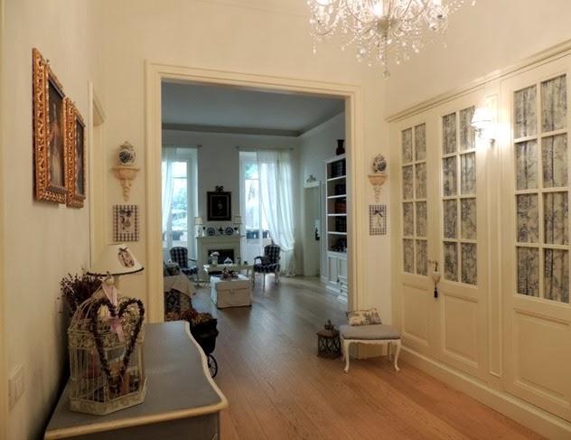 shabby and charme con un poco di creativit qualche novit nella mia casa. Black Bedroom Furniture Sets. Home Design Ideas