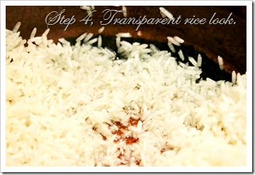 Mexican White Rice Recipe | step by step instructions, quick and easy