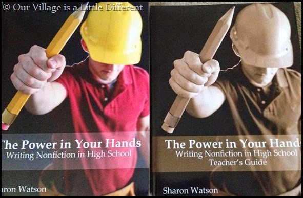 The Power in Your Hands - Sharon Watson