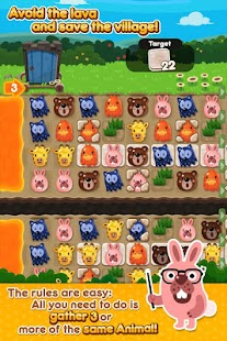 LINE PokoPoko- screenshot thumbnail