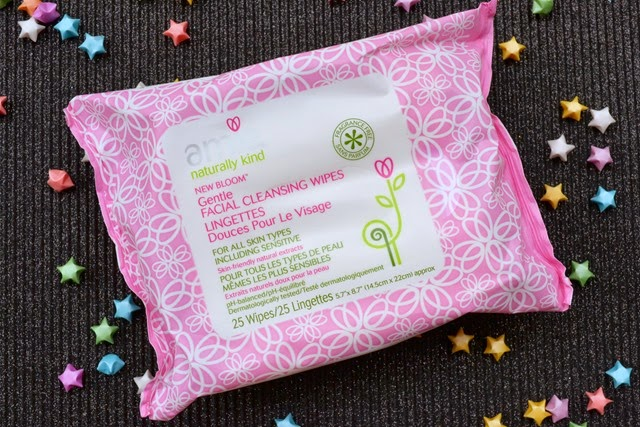 Amie New Bloom Gentle Facial Cleansing Wipes Review