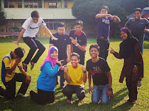 Farewell party PRS Form 5 2014