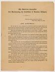 Apelar para a República Americana 1899