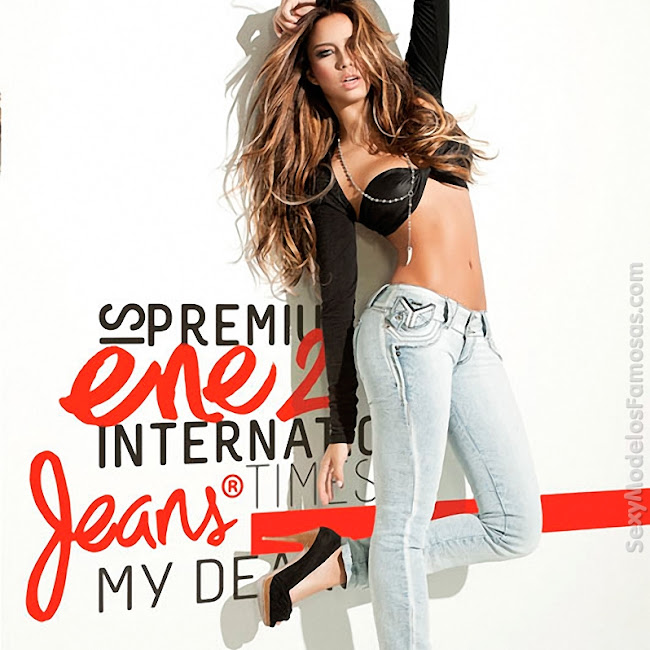 Catalina Otalvaro Ene2 Jeans Foto 5