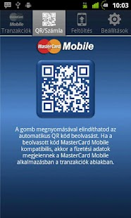 MasterCard Mobile - screenshot thumbnail