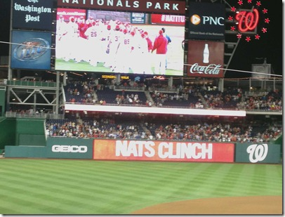 Nats-clinch