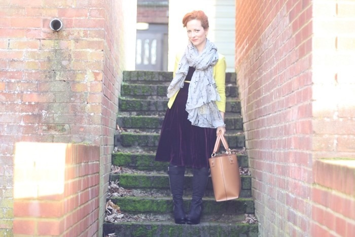 OOTD Marks Spencer Style Challenge #2 (04)
