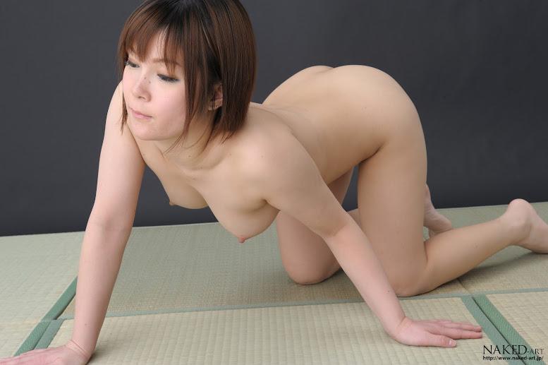 Naked-Art 496 Photo No.00487 松嶋裕香 美乳図鑑 高画質フォト
