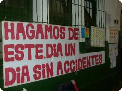 no accidentes